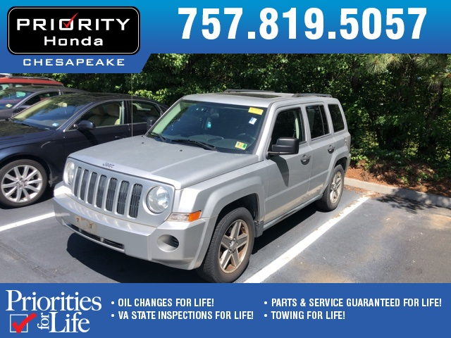 Pre-Owned 2008 Jeep Patriot Sport