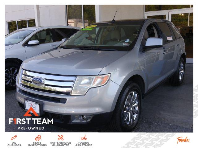 Pre-Owned 2007 Ford Edge AWD 4dr SEL PLUS