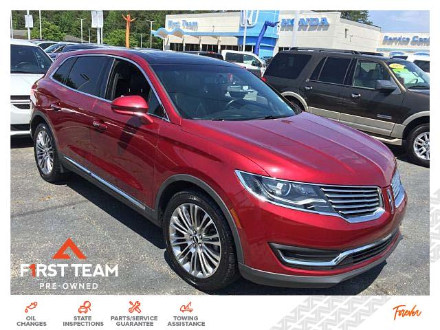 Pre-Owned 2018 Lincoln MKX Reserve FWD