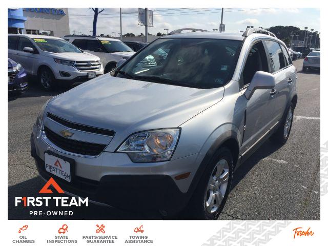 Pre-Owned 2014 Chevrolet Captiva Sport Fleet FWD 4dr LS w/2LS