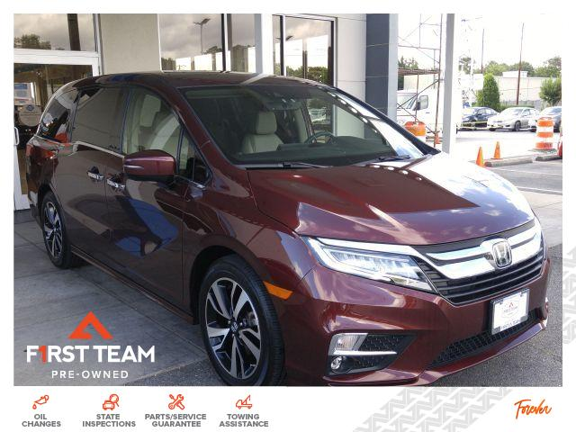 Certified Pre-Owned 2020 Honda Odyssey Elite Auto