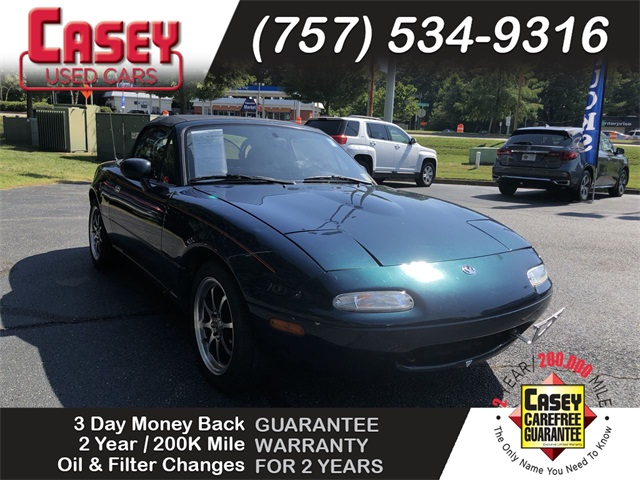 Pre-Owned 1996 Mazda Miata Base 1.8 litre