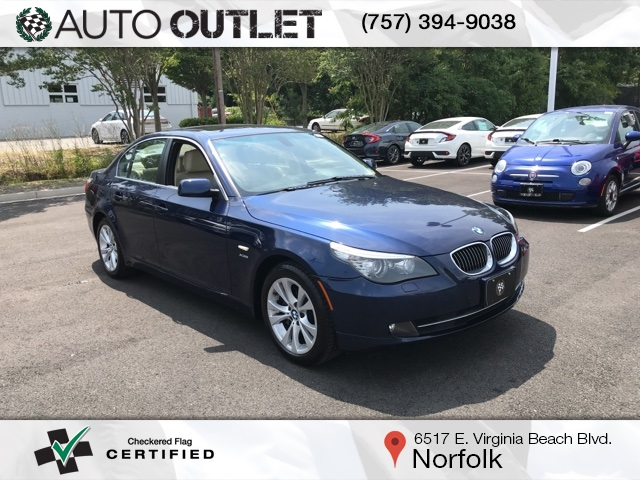 Pre-Owned 2009 BMW 5 Series 535i xDrive