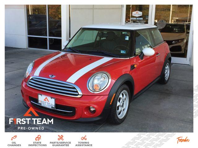 Pre-Owned 2012 MINI Cooper Hardtop 2dr Cpe