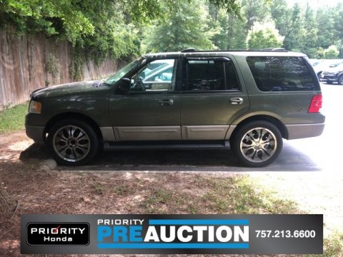 Pre-Owned 2003 Ford Expedition XLT