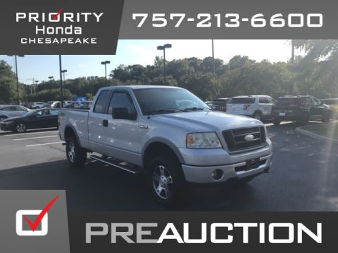 Pre-Owned 2007 Ford F-150 FX4