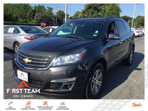 Pre-Owned 2016 Chevrolet Traverse FWD 4dr LT w/1LT