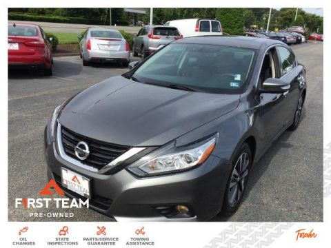 Pre-Owned 2017 Nissan Altima 2.5 SL Sedan