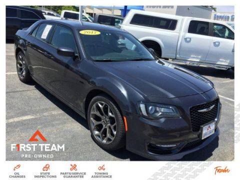 Pre-Owned 2017 Chrysler 300 300S RWD