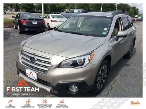 Pre-Owned 2017 Subaru Outback 2.5i Limited