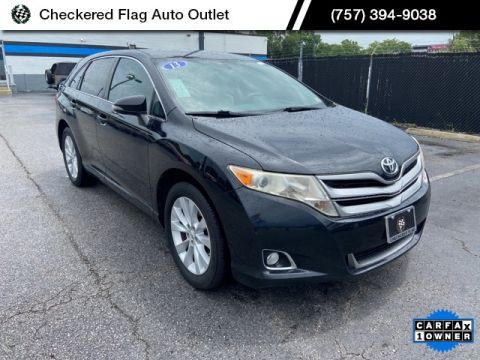 Pre-Owned 2013 Toyota Venza LE