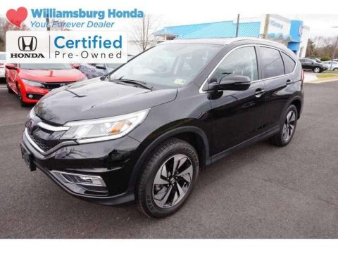 Certified Pre-Owned 2016 Honda CRV Touring