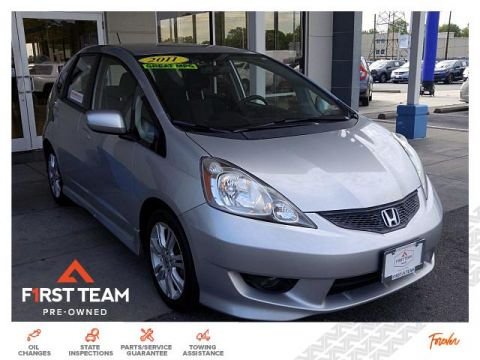 Pre-Owned 2011 Honda Fit 5dr HB Auto Sport