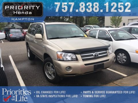 Pre-Owned 2006 Toyota Highlander Hybrid Base